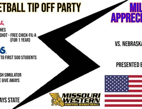 Military Appreciation Day – Griffon Basketball
