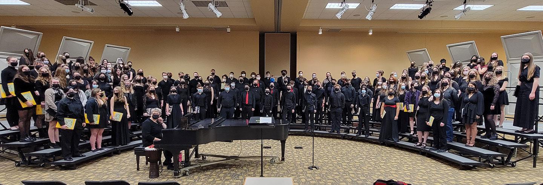 honor choir event