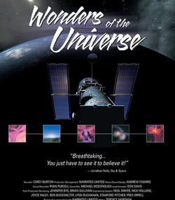 wonders of the universe movie poster