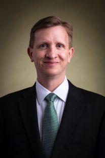 portrait of Missouri Western State University President-Designate Matthew Wilson
