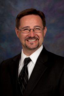 portrait of Jerry Pickman