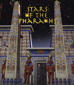poster for Stars of the Pharaohs