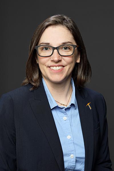 portrait of Dr. Leslie Waters