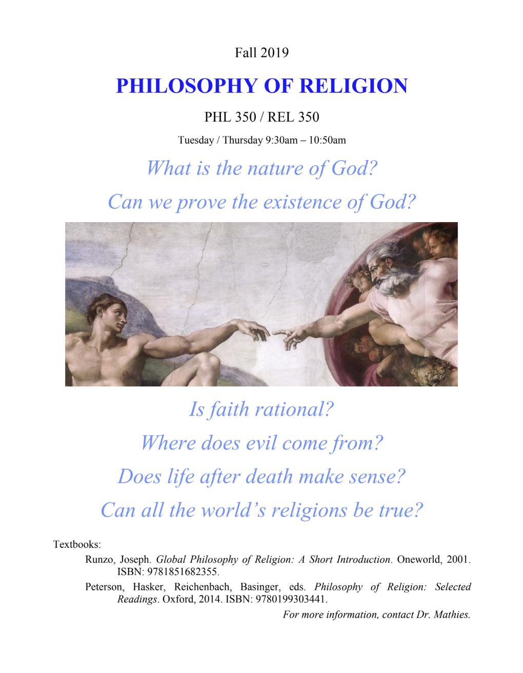 PHL350-REL350-Philosophy-Religion