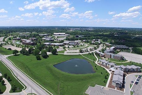 MWSU campus