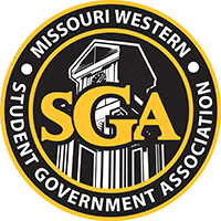 Missouri Western Student Government Association seal