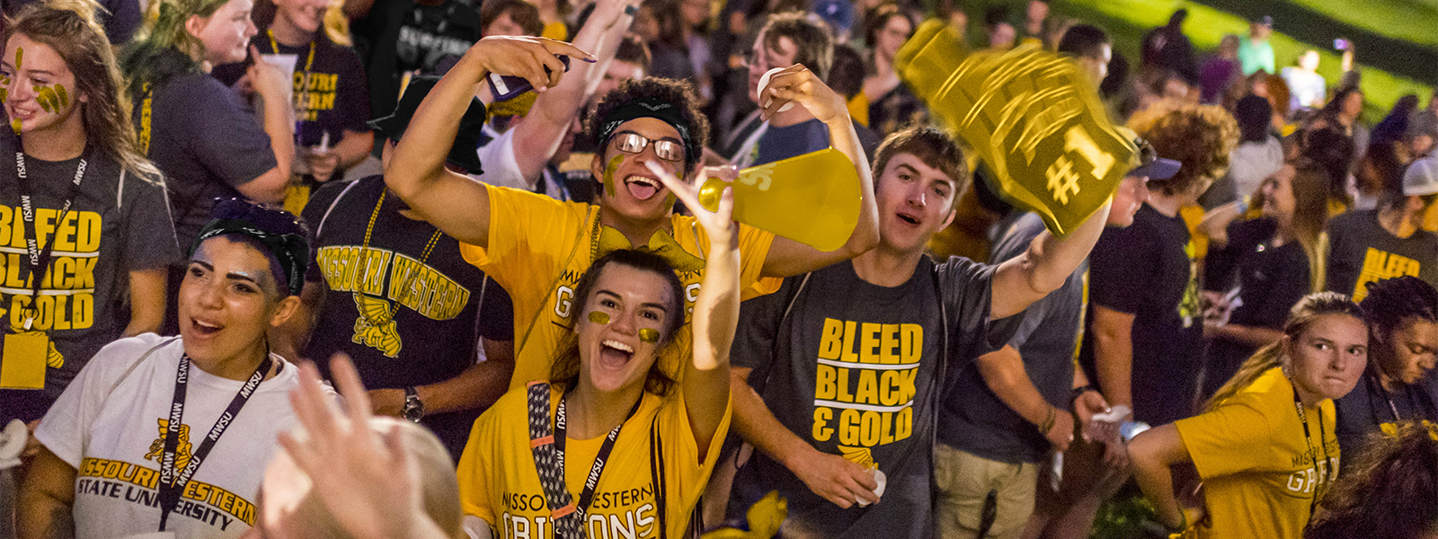 Missouri Western students