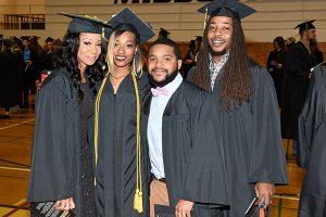 MWSU Graduation