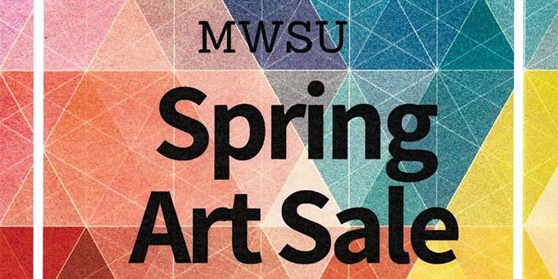 MWSU Spring Art Sale