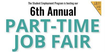 6th Annual Part-Time Job Fair