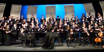 Chorale Winter Concert 2018