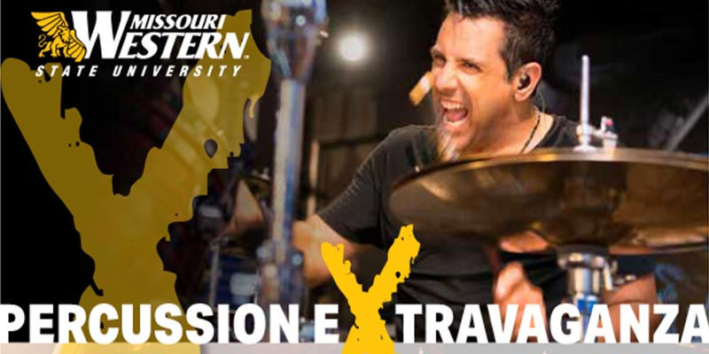 Percussion Extravaganza featuring Rich Redmond