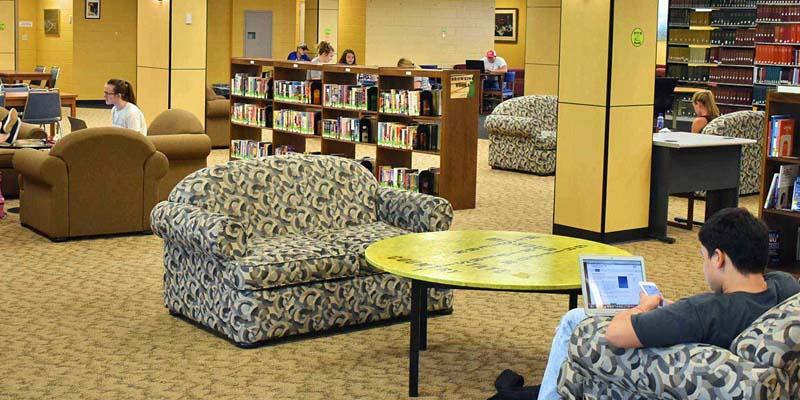 Hearnes Library