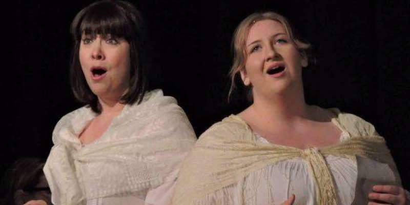 Opera singers at MWSU