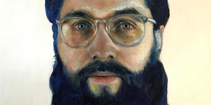 Portrait by Benjamin Parks