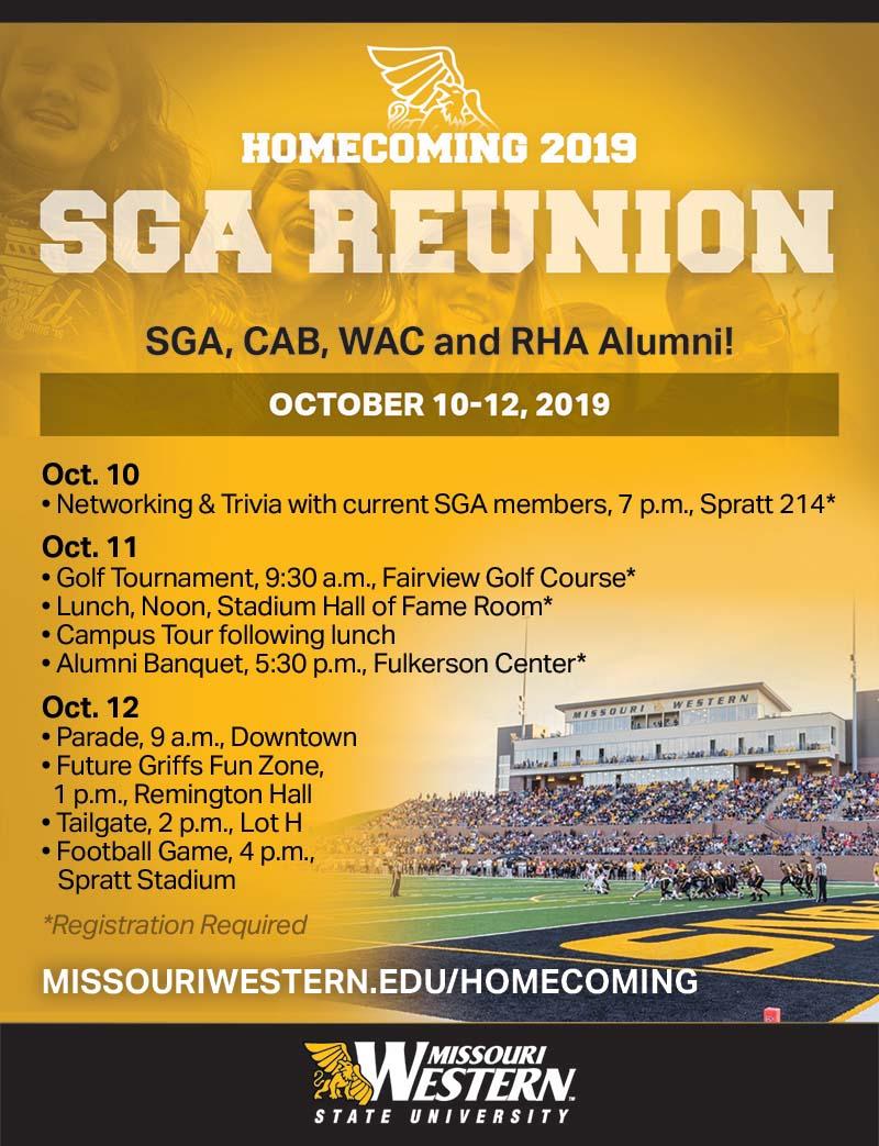 SGA Reunion Email Graphic