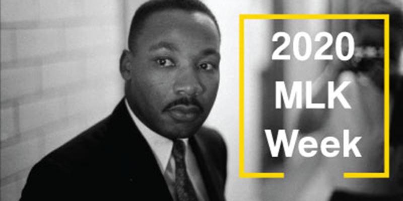 2020 MLK Week