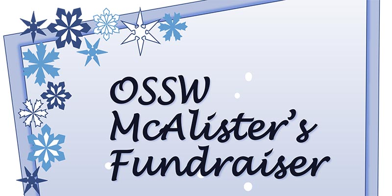 OSSW McAlister's Fundraiser
