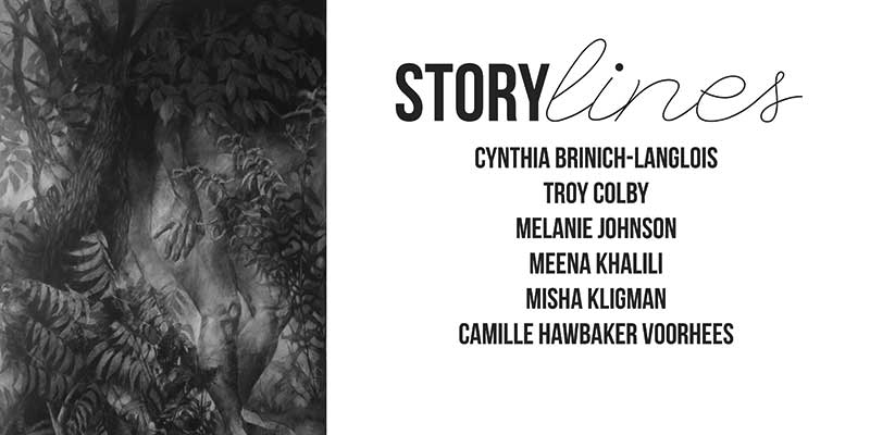 Storylines exhibit
