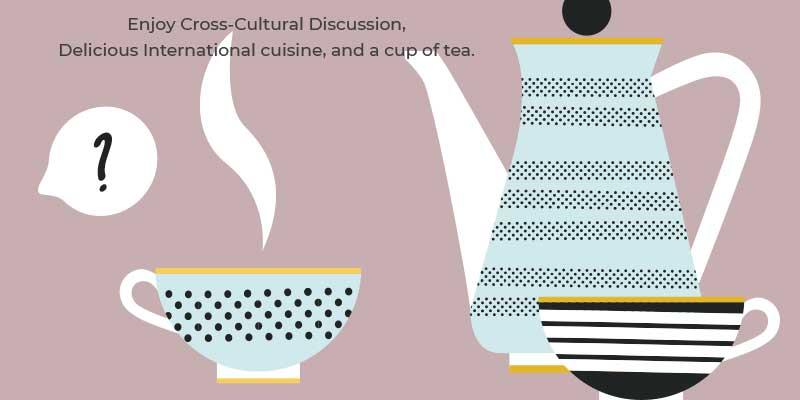 tea and talk April