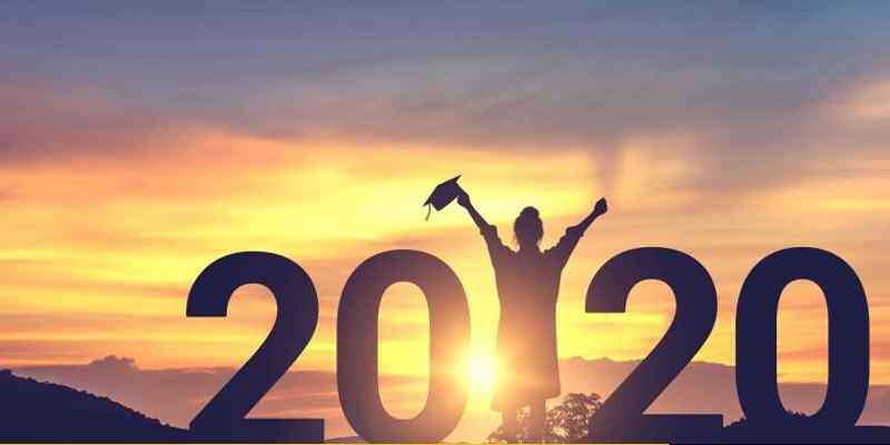 2020 graduates