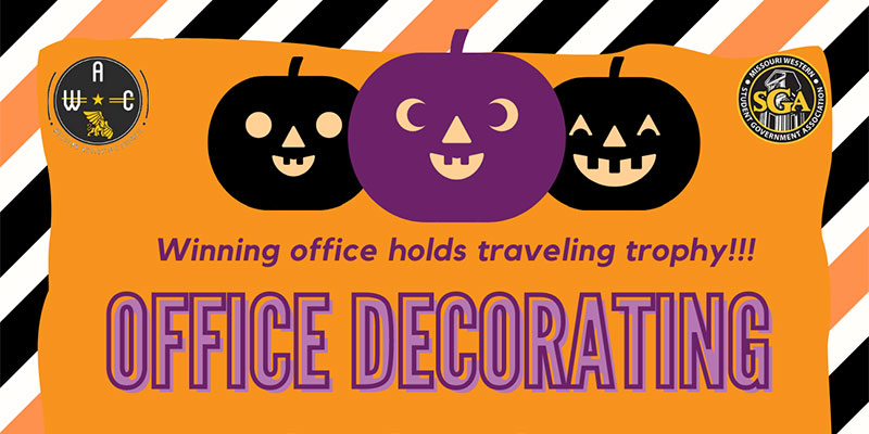Office Decorating Flyer
