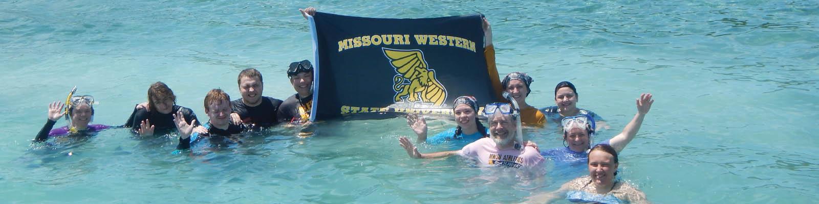 MWSU students in central america