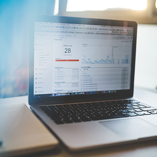 Certificate in Data Analytics
