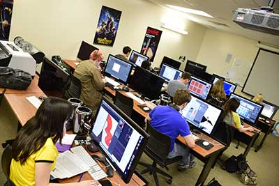 MWSU Computer Lab