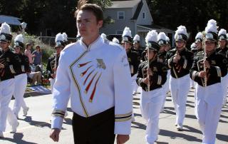 Golden Griffon Marching Band