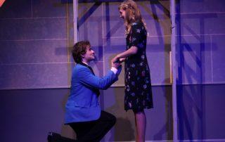 Scene from 'The Wedding Singer'