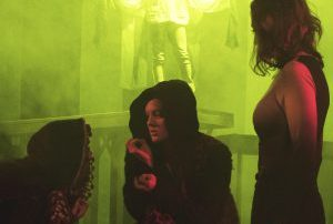 Scene from 'Macbeth'