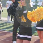 Missouri Western cheer squad