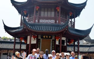 MWSU China Trip