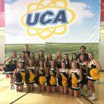Griffon Cheerleaders