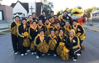 Griffon Cheerleaders