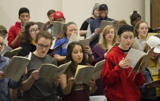 MWSU's Chamber Singers